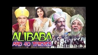 Alibaba And 40 Thieves - 720 HD Movie