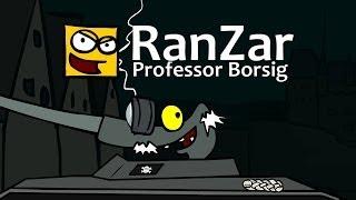 Tanktoon #3 - Profesor Brosig