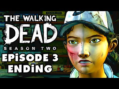 The Walking Dead: Season 2 - Episode 3: In Harm's Way - Gameplay Walkthrough Part 3