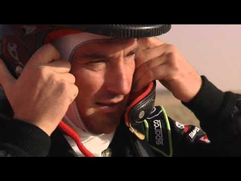 Rallye OiLibya de Tunisie 2011 - Stage 3. Leonid Novitskiy BMW X-Raid - тунис