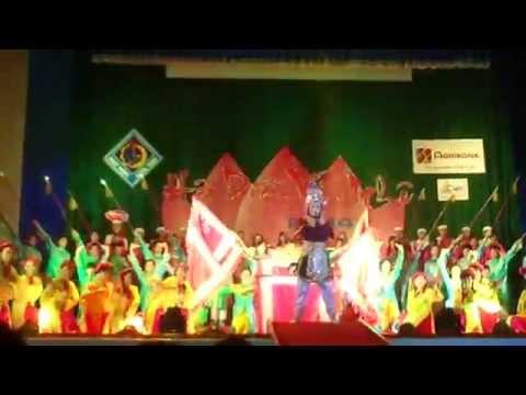 Khoa Sư phạm ĐHCT - Ca múa