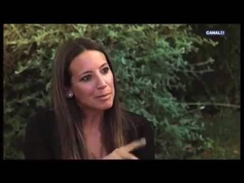 Entrevista a la presentadora de televisión Virginia Quetglas Agosto 2014