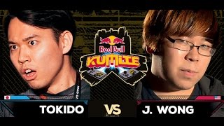 Red Bull Kumite 2016 : Tokido vs. Justin Wong - Winners Quarter Finals