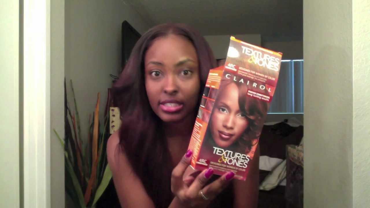What Colour Dye Is 99j Dark Brown Hairs