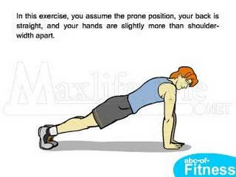 How To Do Push Ups Correctly | Push Up Training