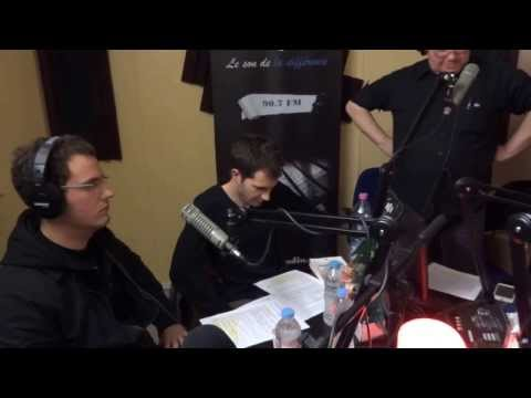 Emission n° 13 d'INTERCOURS du 04.12.2013 sur RCN Nancy 90.7FM