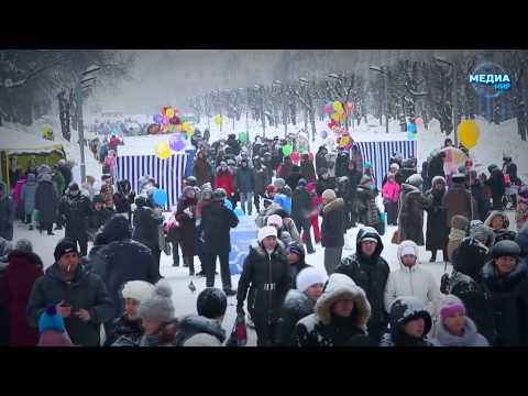 """Народные гулянья """"ДК Распадский"""""""