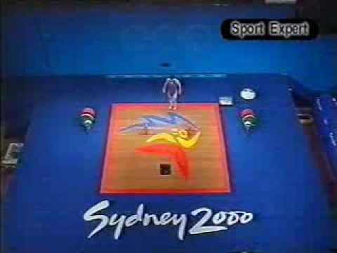 Women 53 kg Weightlifting - Olympic Games Sydney 2000 - by GENADI - Sport Expert