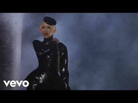 "Christina Aguilera - Making of ""Not Myself Tonight"" Video"