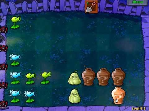 Plants Vs Zombies - Stage 4-5