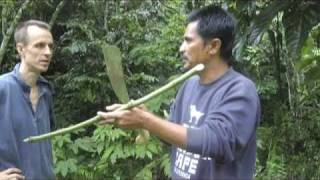 Ray Mears Style Parang Machete Review