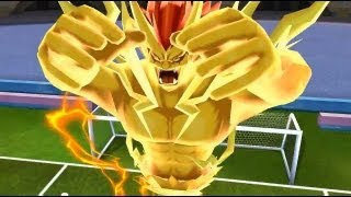 Inazuma Eleven Strikers 2012 Xtreme - All Keshins and an Invincible Goalkeeper