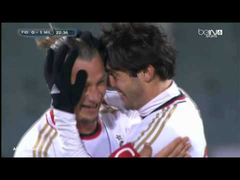 Fiorentina 0-2 AC Milan | 20132014 | Mexes for 0-1