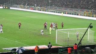 Juve-Milan 4-2 (14/12/2008). Il gol del Capitano visto dalla Curva (2)