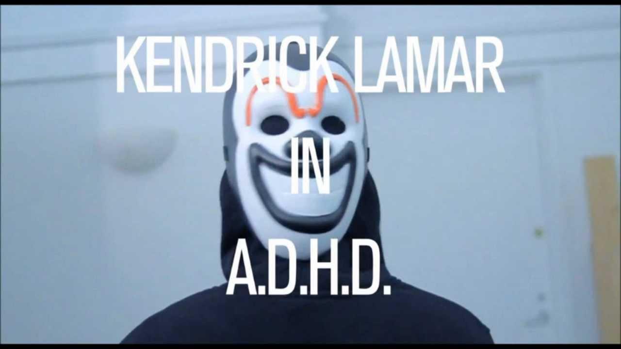 kendrick lamar adhd lyrics