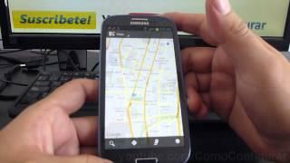 Como usar la brujula en Android