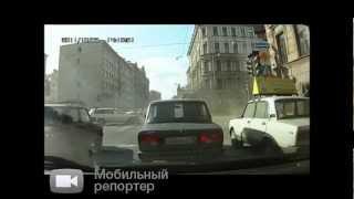 Подборка ДТП с видеорегистраторов 47 \ Car Crash compilation 47