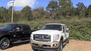 2013 Ford F-350 King Ranch Crew Cab 4x4 Review Truck Videos * 6.7L Diesel * $98 Over @ Ravenel Ford videos