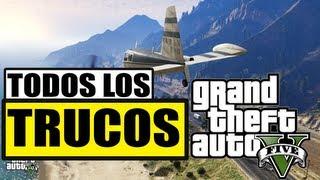 Grand Theft Auto V Todos Los Trucos