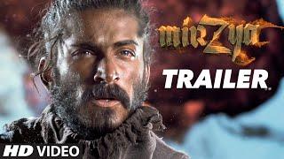 MIRZYA Trailer, Harshvardhan Kapoor, Saiyami Kher, bollywood