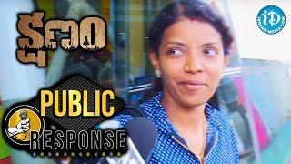 'Kshanam' Public Response - Adivi Sesh, Adah Sharma, Anasuya Bharadwaj