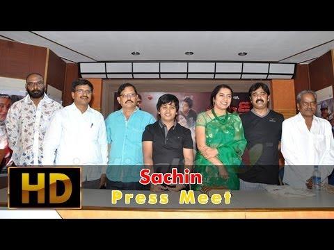 Sachin Tendulkar Kadu Press Meet  l Venkatesh Prasad l Suhasini l Snehith