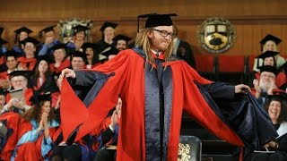 Tim Minchin: Inspirational Speech