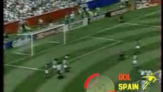 España 3 Bolivia 1 Mundial 1994 EEUU