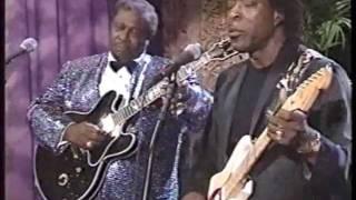 BB King & Buddy Guy Tonight Show 1993