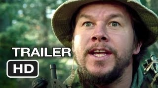 Lone Survivor Official Trailer #1 (2013) Mark Wahlberg