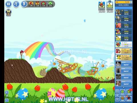 Angry Birds Friends Tournament Level 4 Week 100 (tournament 4) no power-ups