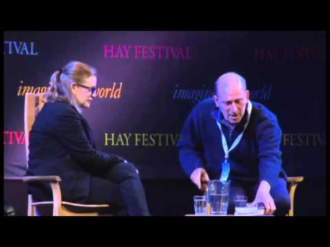 Carrie Fisher at Hay Festival - May 2014