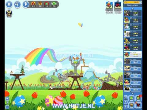 Angry Birds Friends Tournament Week 100 Level 5 high score 236k (tournament 5)