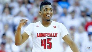 Louisville SG Donovan Mitchell Career Highlights