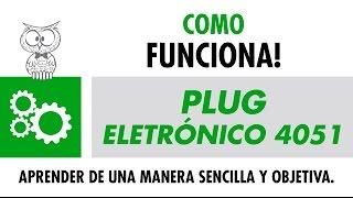 COMO FUNCIONA – Plug Eletrónico 4051 – Español