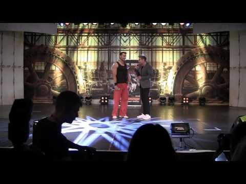 FIBO 2016 Showbühne ATX | Martial Arts Show