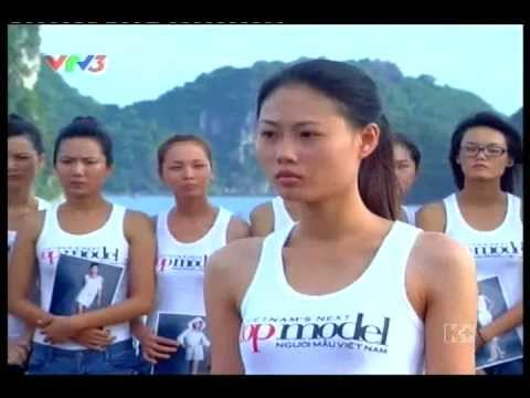 Vietnam's Next Top Model 2012 - Tập 2 - FULL MOVIE