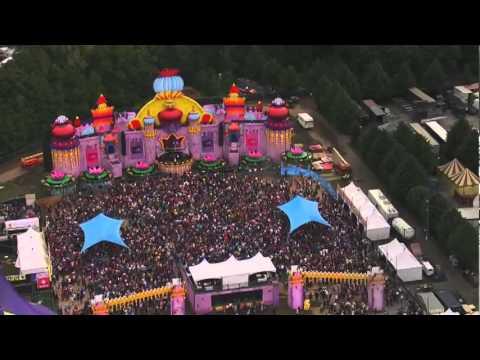 Tomorrowland melhor Rave do Mundo