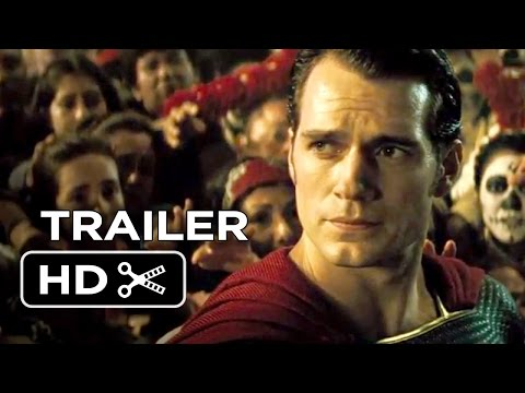 Batman v Superman: Dawn Of Justice Teaser TRAILER (2016) - Ben Affleck, Henry Cavill Movie HD