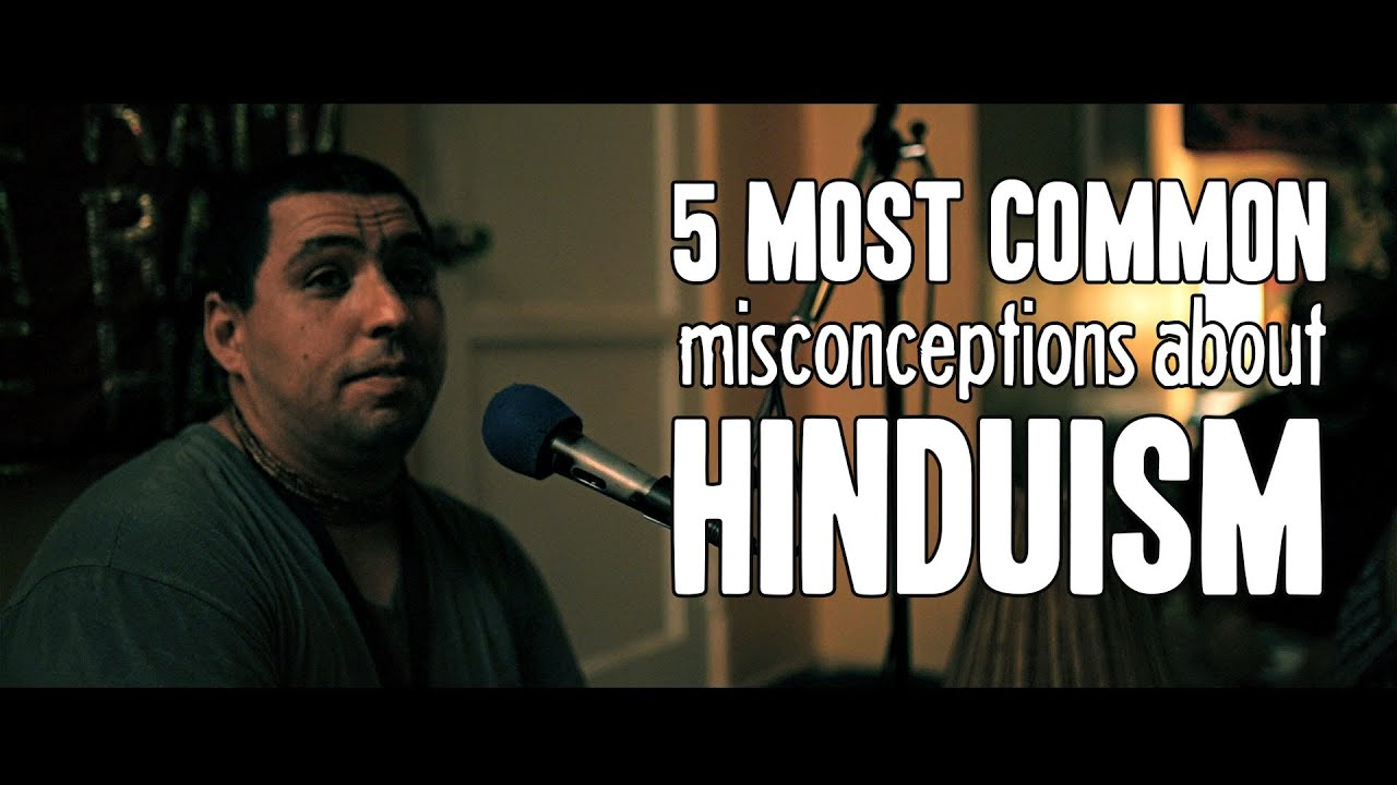 Five most common missconceptions about Hinduism