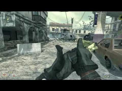 Modern Warfare 2 Promod Beta test