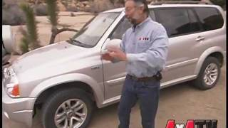 4x4TV Test - 2004 Suzuki XL7 Part 2 videos