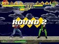 Capcom/SNK Vs Mortal Kombat Match Three