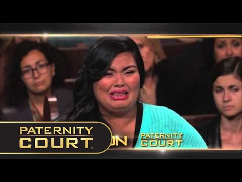 ALL NEW Tuesday (April 29th) On PATERNITY COURT: