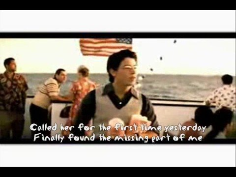Jonas Brothers - Lovebug - Official Music Video w/ LYRICS ON SCREEN
