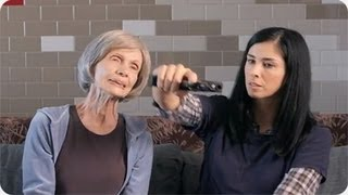 Sarah Silverman: Get Nana A Gun, Let My People Vote 2012