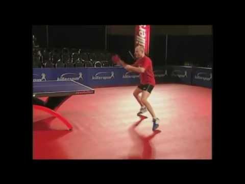 Table Tennis Lesson 1 - Andrei Filimon