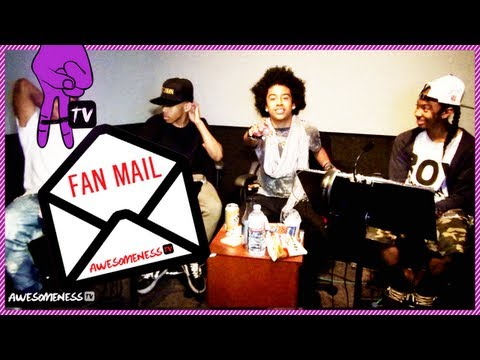 Mindless Behavior Fanmail with the Guys - Mindless Takeover Ep 73