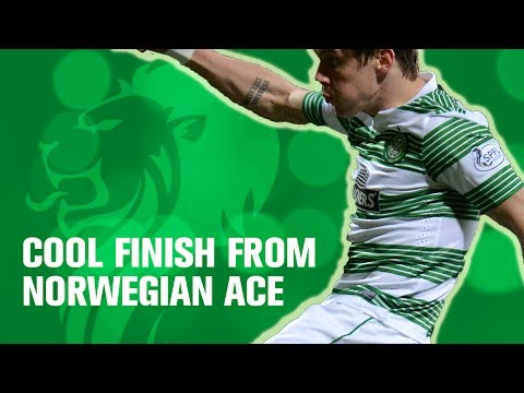 Norwegian ace Johnasen scores again for Celtic