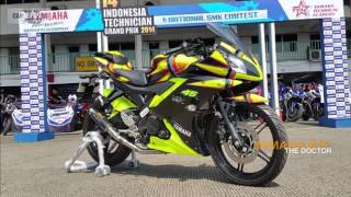 YAMAHA R15 2015, Edition THE DOCTOR, Valentino Rossi, 2015